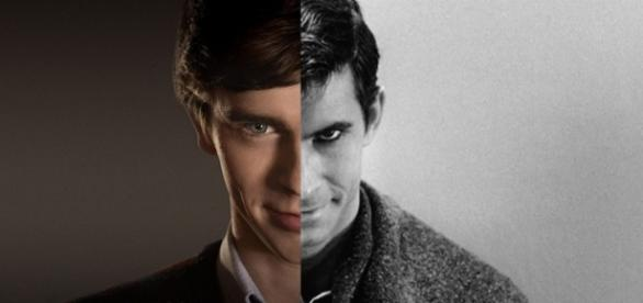 Anthony Perkins; publicity still for Alfred Hitchcock's ...