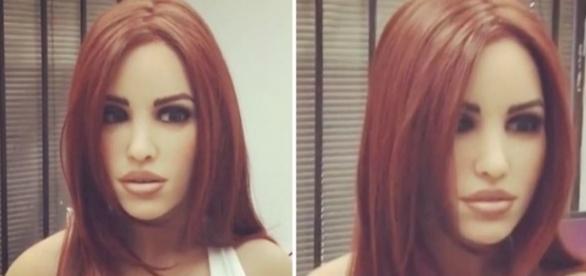 Esta é a primeira boneca sexual falante do mundo