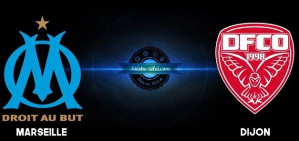 Marseille vs Dijon - choc 31e journée