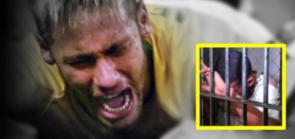 Neymar é envolvido em polêmica com o pai