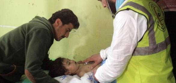 """Strage di ribelli in Siria. L'opposizione: """"Usato il gas Sarin ... - lastampa.it"""