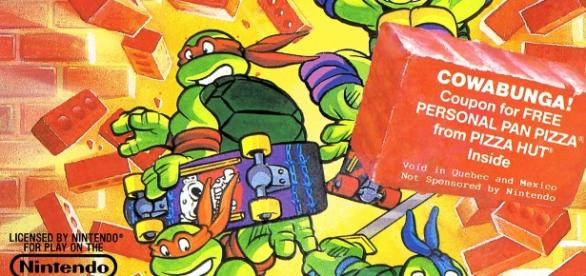 TMNT II: The Arcade Game para NES