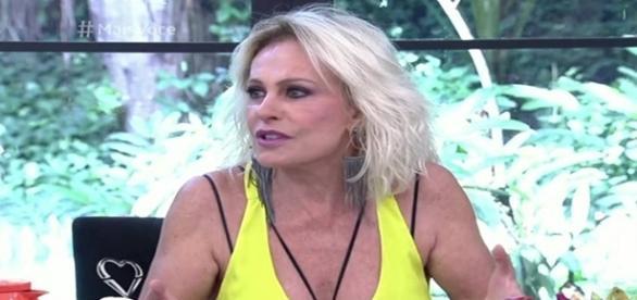 Ana Maria não concorda com postura da Globo.