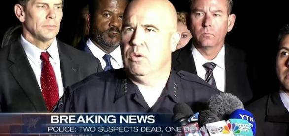 At Least 14 Dead in California Shooting, Two Suspects Killed - NBC ... - nbcnews.com