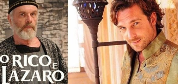 Em 'O Rico e Lázaro': Zac e Chaim se enfrentam