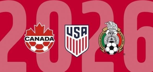 EUA, México y Canadá presentan su candidatura para el Mundial de 2026
