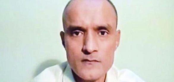 file photo of Commander Kulbhusan Yadav www.asianage.com