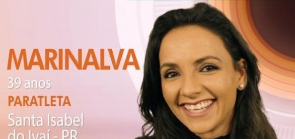 Marinalva é entrevistada no 'Mais Você'