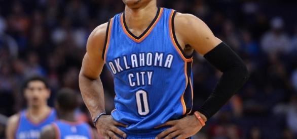 Russel Westbrook faz história na NBA
