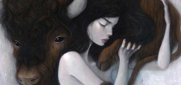 """""""Se você tem um taurino ao seu lado, tenha certeza que tem um parceiro fiel, que não vai te abandonar..."""""""