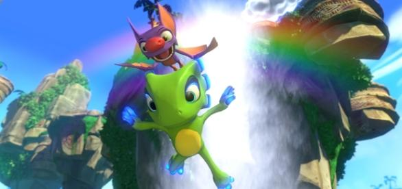 Yooka-Laylee' offers pure N64-era nostalgia, but not much else ... - digitaltrends.com