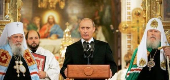 Chechnya LGBT abuse and Russia stands by. Image sourced via Blasting News Library