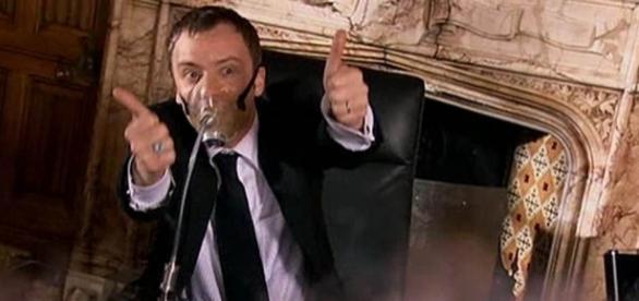 """Doctor Who : C'est confirmé John Simm reprend son rôle du """"Maître"""" !"""
