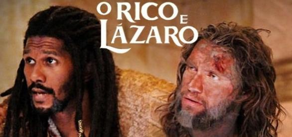 Ebede-Meleque e o profeta Jeremias em 'O Rico e Lázaro'