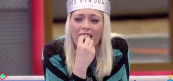 GH VIP 5: Daniela Blume, desolada tras recibir el mensaje de Uri ... - elconfidencial.com