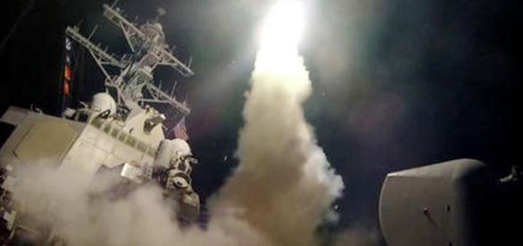 O Ministério da Defesa russo disse que 23 dos 59 mísseis dos EUA acertaram o alvo.