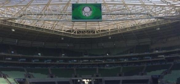 O Palmeiras joga em casa contra o Peñarol, do Uruguai.