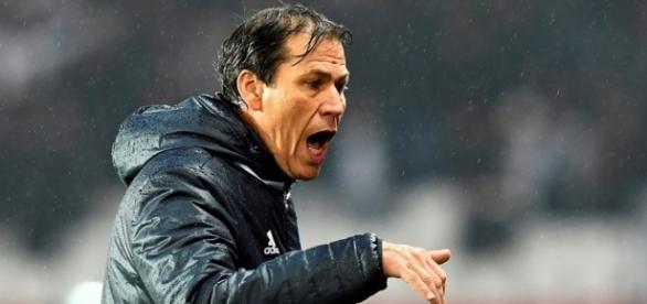 PSG-OM : pourquoi Rudi Garcia n'a pas laissé le brassard de ... - bfmtv.com