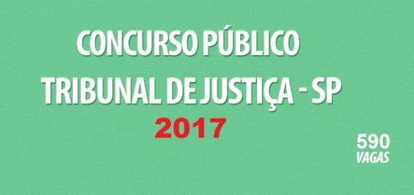 Tribunal de Justiça de São Paulo abre concurso para nova vagas