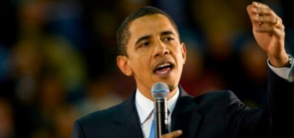 Will zum evangelischen Kirchentag kommen: Hussein Obama. (Source URG Suisse: pixabay/Blasting News Archive)