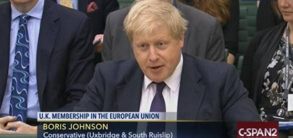 Boris Johnson Testimony UK Membership European | Video | C-SPAN.org - c-span.org