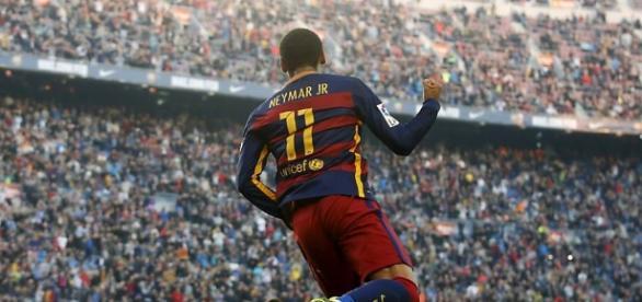 Com golaço de Neymar, Barcelona assume liderança; Real Madrid ... - com.br