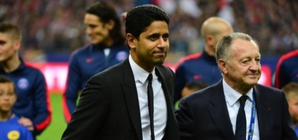 Foot OL - PSG : Les critiques d'Aulas inquiètent le Paris SG - PSG ... - foot01.com