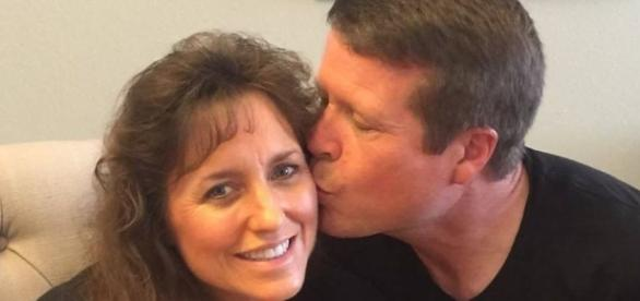 Jim Bob and Michelle Duggar photo via BN library