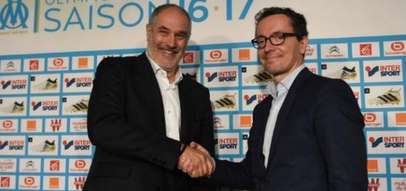 La blague d'Eyraud sur Zubizarreta - Football - Sports.fr - sports.fr
