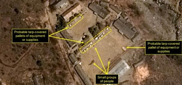 N. Korea 'primed and ready' for nuclear test, satellite images ... - stripes.com