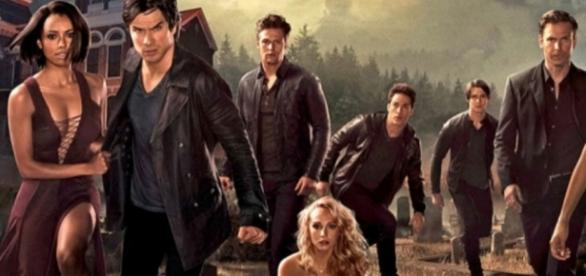 Novo spin-off de The Vampire Diaries pode acontecer após final de The Originals.
