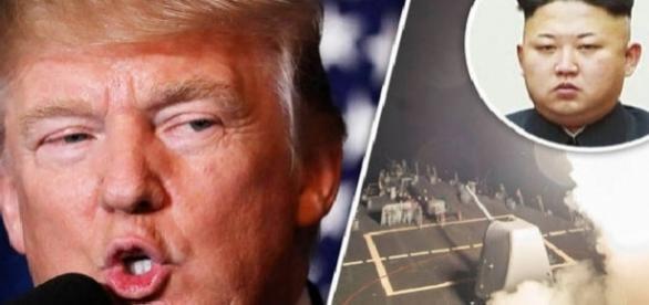 O mundo na iminência de um ataque nuclear entre inimigos declarados
