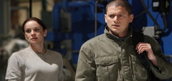 """Prison Break"": Michael e Sara Tancredi"