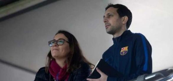 STEVEN FRAYNE, MAGICIEN ANGLAIS, AUX ENTRAINEMENTS DU BARCA ... - sociofootball.com