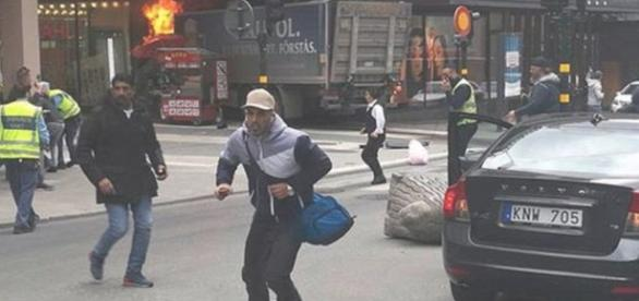 Terror in Sweden: Muslim drives truck into pedestrians in ... - wordpress.com