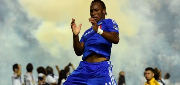 À l'Impact Montréal, l'Ivoirien Didier Drogba a été reçu 5 sur 5 ... - france24.com