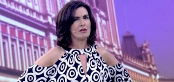 Fátima Bernardes cometeu um grande erro