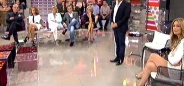 Jorge Javier Vázquez expulsa de Sálvame Deluxe a Olvido Hormigos ... - europapress.es