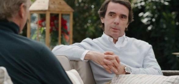 """Jose María Aznar en """"Mi casa es la tuya"""""""