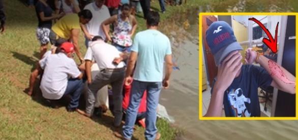 Jovem se mata no Mato Grosso após 'Desafio da Baleia' e carta misteriosa aparece