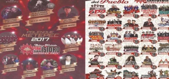 La Feria de San Isidro Metepec 2017 con carteleras de lujo ... - apocaliptic.com