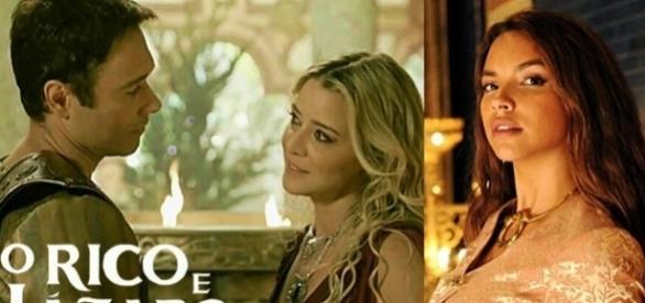 'O Rico e Lázaro': princesa Shamiran chega na Babilônia