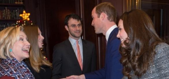 Prince William and the Duchess of Cambridge win the hearts ... - hellomagazine.com