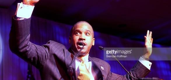 Rev. Dr. Howard-John Wesley understands how hip-hop rhythms can reveal deeper messages. | Getty Images - gettyimages.com
