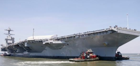 Sea monsters: Is this the new age of the aircraft carrier? - newatlas.com