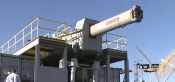 SUPER-ARMA cu care SUA speră să contracareze focoasele nucleare din Rusia - Foto: captură YouTube