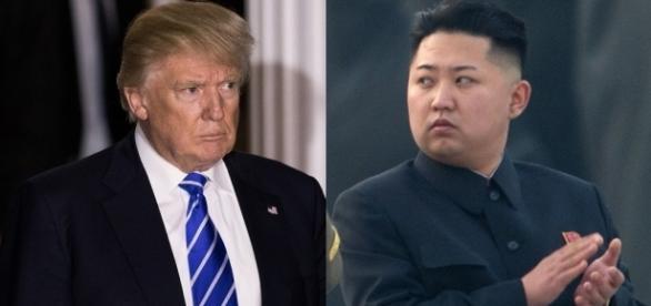 Tensões entre Estados Unidos e Coreia do Norte aumentam