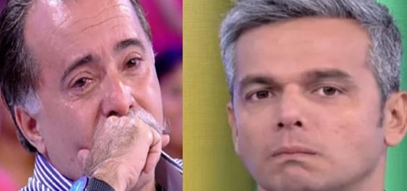 Tony Ramos e Otaviano Costa - Imagem/Google