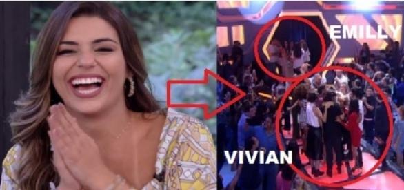 Vivian dá lição de moral após perder prêmio
