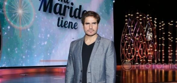 Daniel Arenas: foto na Televisa